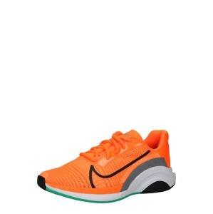 NIKE Sportovní boty 'ZoomX SuperRep Surge'  oranžová / černá