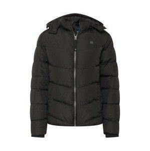 BLEND Přechodná bunda  černá
