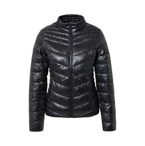4F Outdoorová bunda  černá