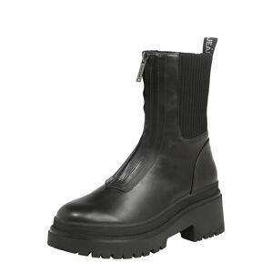 Pepe Jeans Chelsea boty 'ROCK'  černá