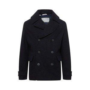 SELECTED HOMME Přechodný kabát 'NELSON'  noční modrá