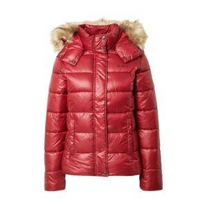 Pepe Jeans Zimní bunda 'JUNE'  krvavě červená