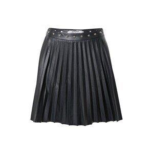 GLAMOROUS Sukně  černá