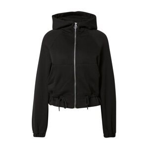 Pimkie Mikina s kapucí  černá