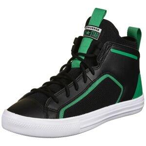 CONVERSE Kotníkové tenisky 'Chuck Tailor All Star'  zelená / černá