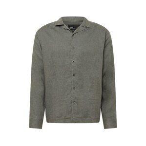 Afends Košile  tmavě šedá