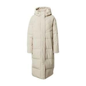 Pimkie Zimní kabát 'MATOU'  krémová