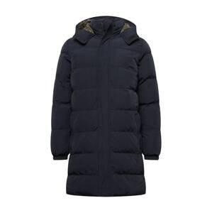 BLEND Přechodný kabát  noční modrá