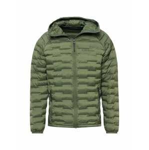 PEAK PERFORMANCE Sportovní bunda 'Argon'  tmavě zelená