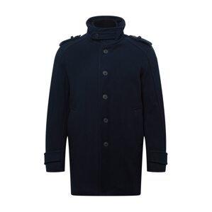 SELECTED HOMME Přechodný kabát  tmavě modrá