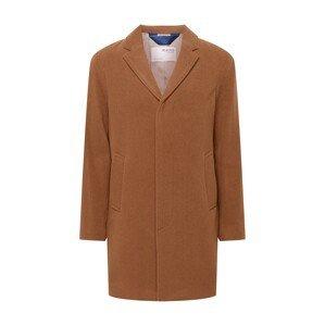 SELECTED HOMME Přechodný kabát 'HAGEN'  nažloutlá