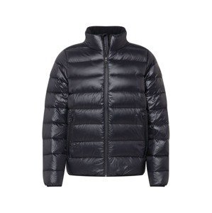 Abercrombie & Fitch Zimní bunda  antracitová