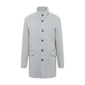 SELECTED HOMME Přechodný kabát 'MORRISON'  světle šedá