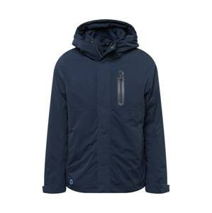 Ragwear Zimní bunda 'HARUCY'  enciánová modrá