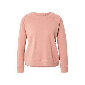 SCHIESSER Tričko na spaní  růžová
