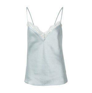 ETAM Tričko na spaní 'BROOKLIN'  stříbrně šedá