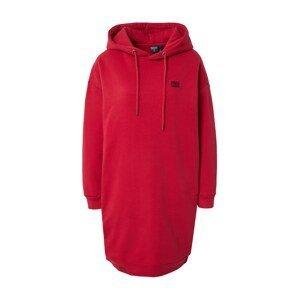 Sublevel Šaty  červená / černá