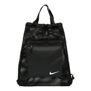 Nike Sportswear Batoh 'Essentials'  černá / bílá