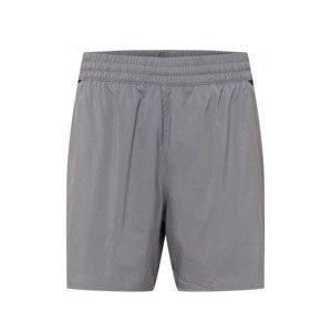 PUMA Sportovní kalhoty  kouřově šedá / černá