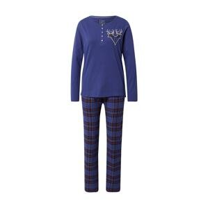 TRIUMPH Pyžamo  modrá / mix barev