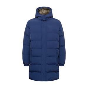 BLEND Přechodný kabát  tmavě modrá