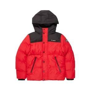 GARCIA Zimní bunda  červená / černá / bílá