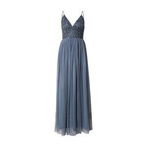 LACE & BEADS Společenské šaty 'Emily'  tmavě modrá