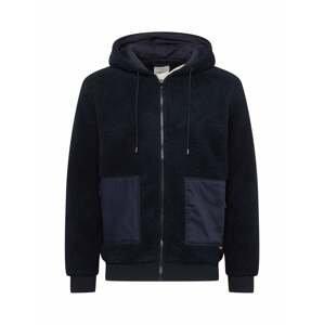 !Solid Přechodná bunda  noční modrá