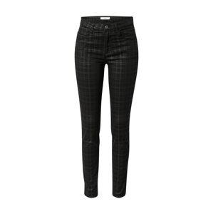 BRAX Kalhoty 'SHAKIRA'  černá / tmavě šedá