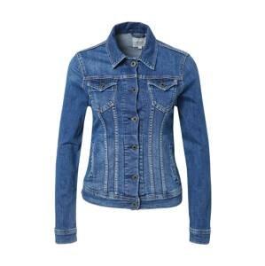 Pepe Jeans Přechodná bunda 'Thrift'  modrá džínovina