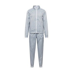 Nike Sportswear Tepláková souprava  šedá / bílá