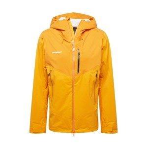 MAMMUT Sportovní bunda 'Kento'  mandarinkoná