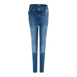 BLUE EFFECT Džíny  modrá džínovina