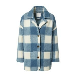 Rich & Royal Přechodná bunda  modrá / bílá