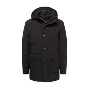 bugatti Zimní bunda  černá