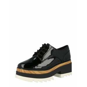 ALDO Šněrovací boty 'BLUNCHAN'  černá