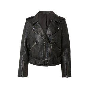 AllSaints Přechodná bunda 'Balfern'  černá