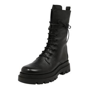 STEFFEN SCHRAUT Šněrovací boty  černá