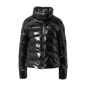 PINKO Zimní bunda  černá