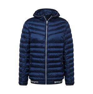 ICEPEAK Outdoorová bunda 'DILLON'  námořnická modř / černá / bílá