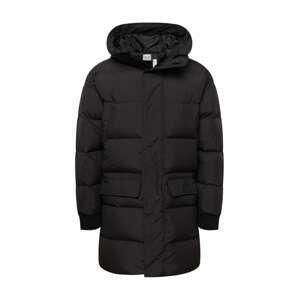 PUMA Zimní bunda  černá