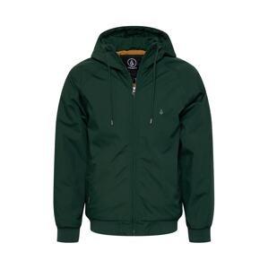 Volcom Přechodná bunda 'HERNAN'  smaragdová
