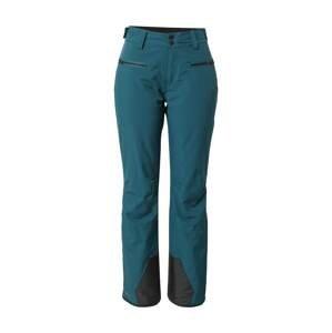 BRUNOTTI Outdoorové kalhoty 'Silverbird'  petrolejová / černá