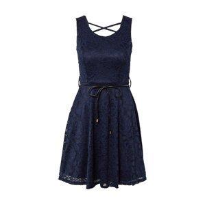 WAL G. Koktejlové šaty 'LIMMY'  námořnická modř / černá
