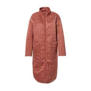 ICHI Zimní kabát  humrová