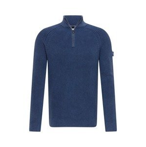 JOOP! Jeans Svetr 'Henricus'  tmavě modrá