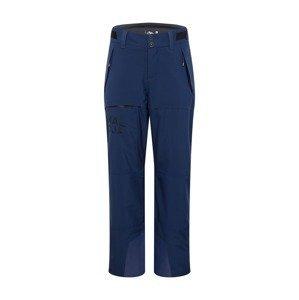 Maloja Outdoorové kalhoty 'Dumeni'  noční modrá / černá