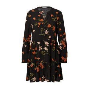 ABOUT YOU Šaty 'Dorina Dress'  mix barev / černá
