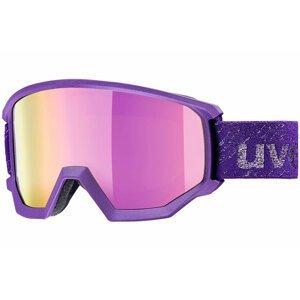 uvex athletic FM Dark Violet Mat S3 - Velikost ONE SIZE
