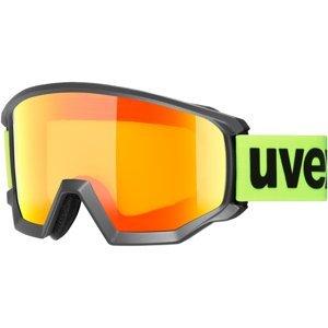 uvex athletic CV Black Mat S1 - Velikost ONE SIZE